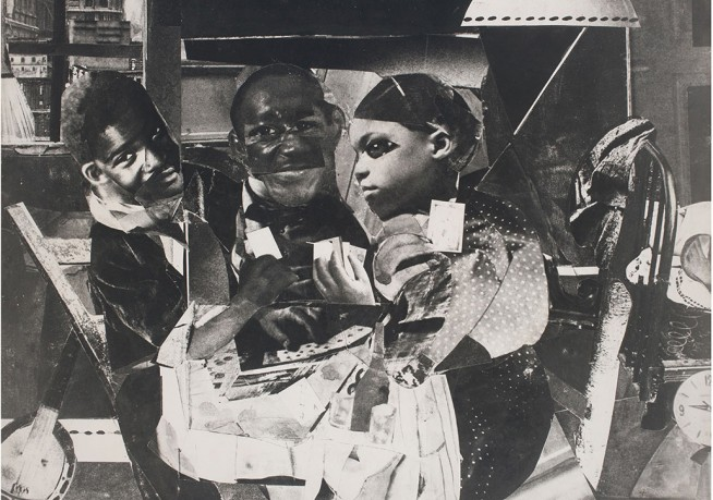 Project Gallery Romare Bearden