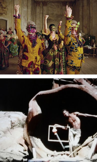 Senses of Time Video and Film-Based Works of Africa