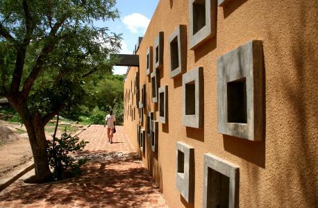 ARCHITECTURE FOR THE PEOPLE FRANCIS DIEBEDO KÉRÉ