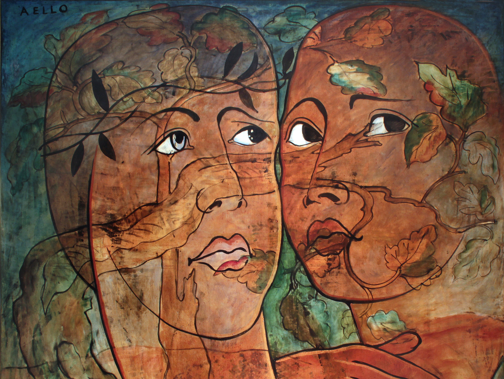 Francis Picabia Our Heads Are Round so Our Thoughts Can Change Direction