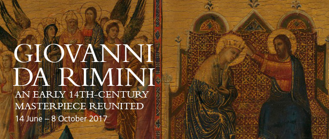 Giovanni da Rimini An Early 14th-Century Masterpiece Reunited