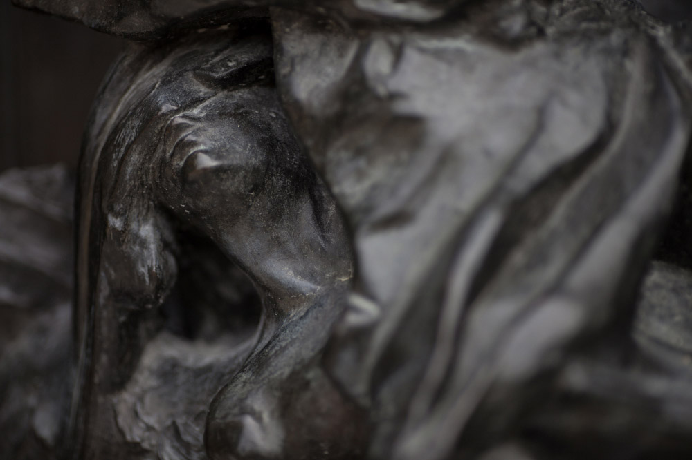 HELL ACCORDING TO RODIN