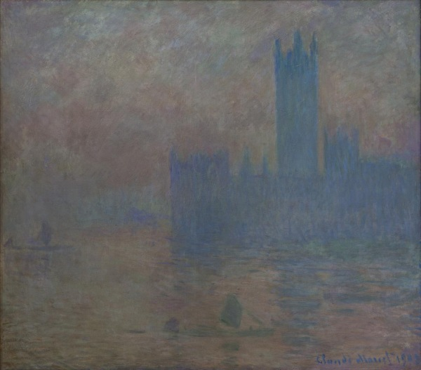 IMPRESSIONISTS IN LONDON, FRENCH ARTISTS IN EXILE