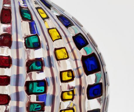 MURANO GLASS BIENNALE DI VENEZIA AND TRIENNALE DI MILANO