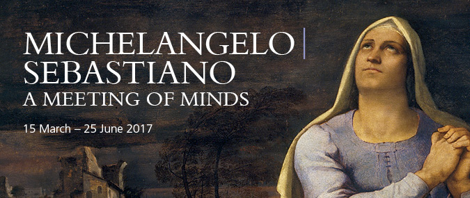 Michelangelo Sebastiano A Meeting of Minds