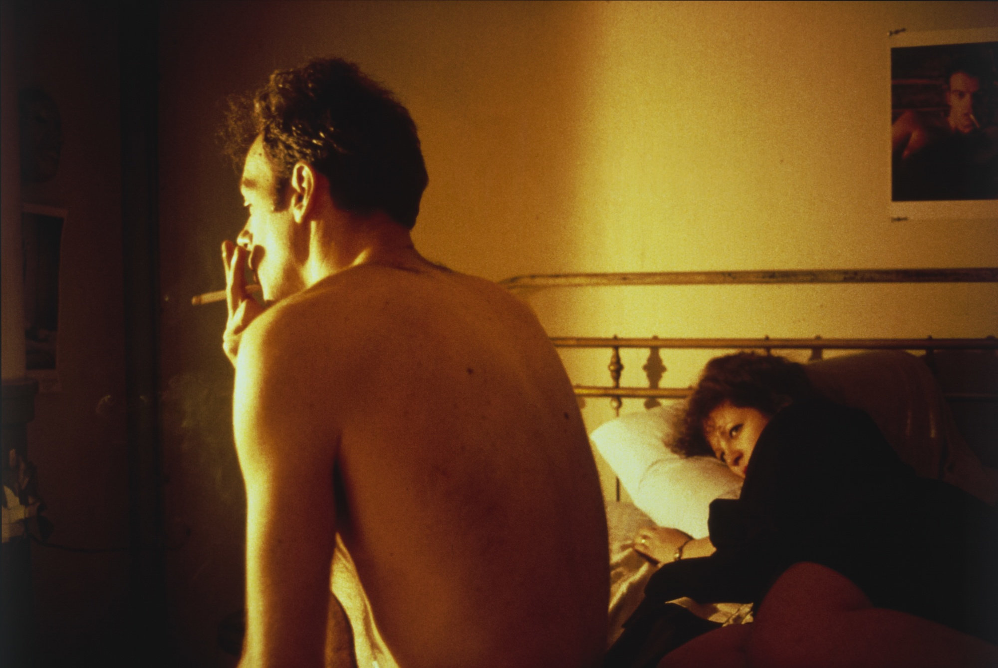 Nan Goldin The Ballad of Sexual Dependency