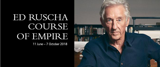 Ed Ruscha Course of Empire
