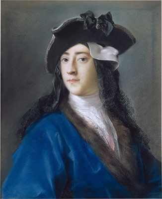 Working Title/Artist: Gustavus Hamilton (1710-1746), Second Viscount Boyne, in Masquerade Costume Department: European Paintings Culture/Period/Location:  HB/TOA Date Code:  Working Date: 1730-31 photographed by mma in 2002, transparency 1a scanned by film & media 7/24/03 (phc)