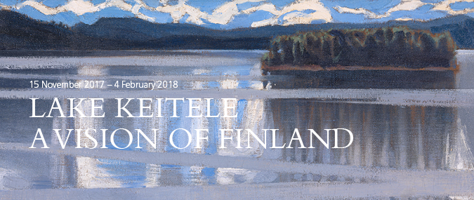 Lake Keitele A Vision of Finland