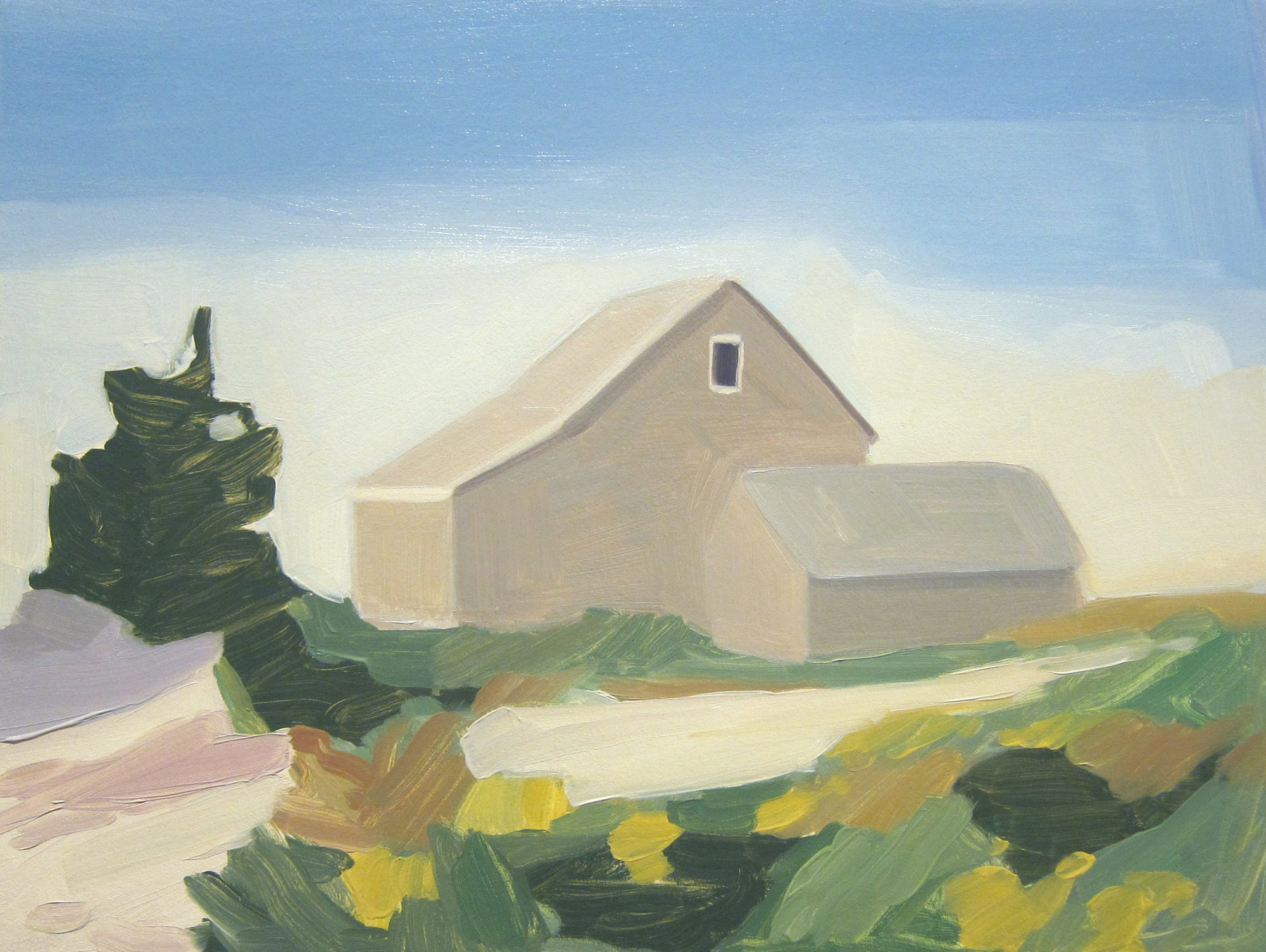 Maureen Gallace Clear Day