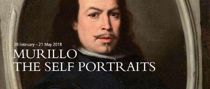 Murillo The Self Portraits