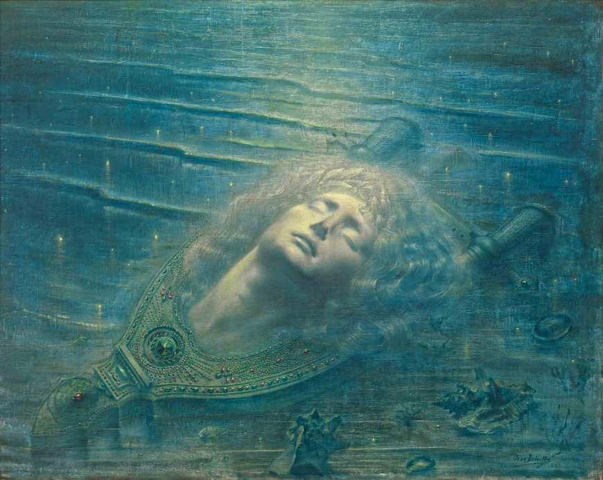Mystical Symbolism The Salon de la Rose+Croix in Paris, 1892–1897