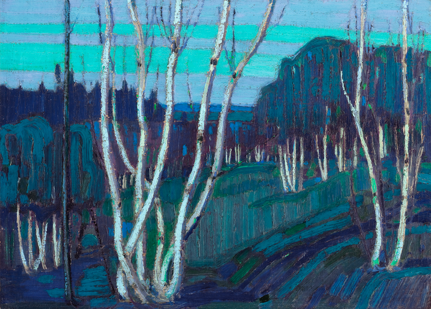 Passion Over Reason Tom Thomson & Joyce Wieland
