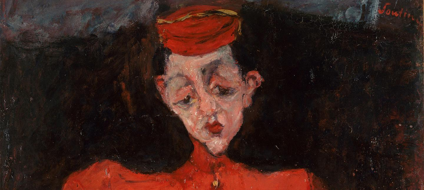 SOUTINE'S PORTRAITS COOKS, WAITERS AND BELLBOYS
