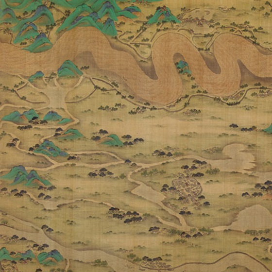 Streams and Mountains without End Landscape Traditions of China