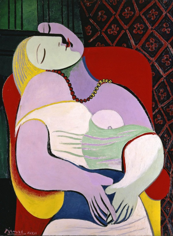 THE EY EXHIBITION PICASSO 1932 – LOVE, FAME, TRAGEDY