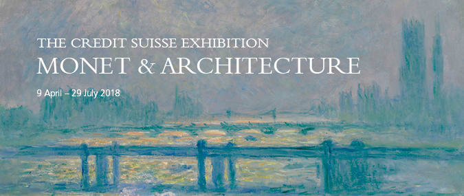 The Credit Suisse Exhibition Monet & Architecture