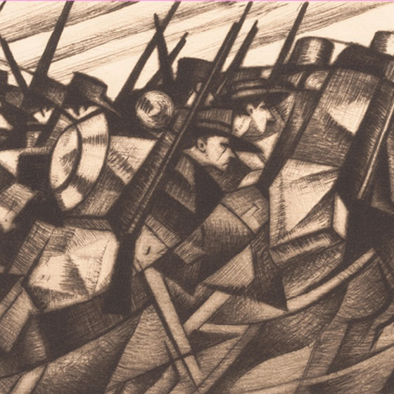 World War I and the Visual Arts