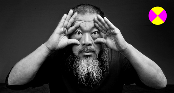 Ai Weiwei at 6 Degrees Citizen Space