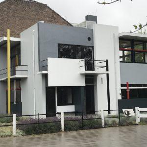 Rietveldt Schröder House, Utrecht, Netherlands