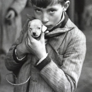 Le Petit Chien, Paris, 1928 © The Estate of André Kertész / Courtesy of Stephen Bulger Gallery