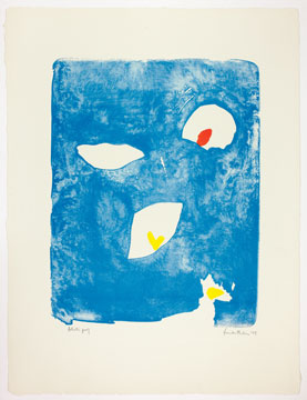 Helen Frankenthaler Prints The Romance of a New Medium