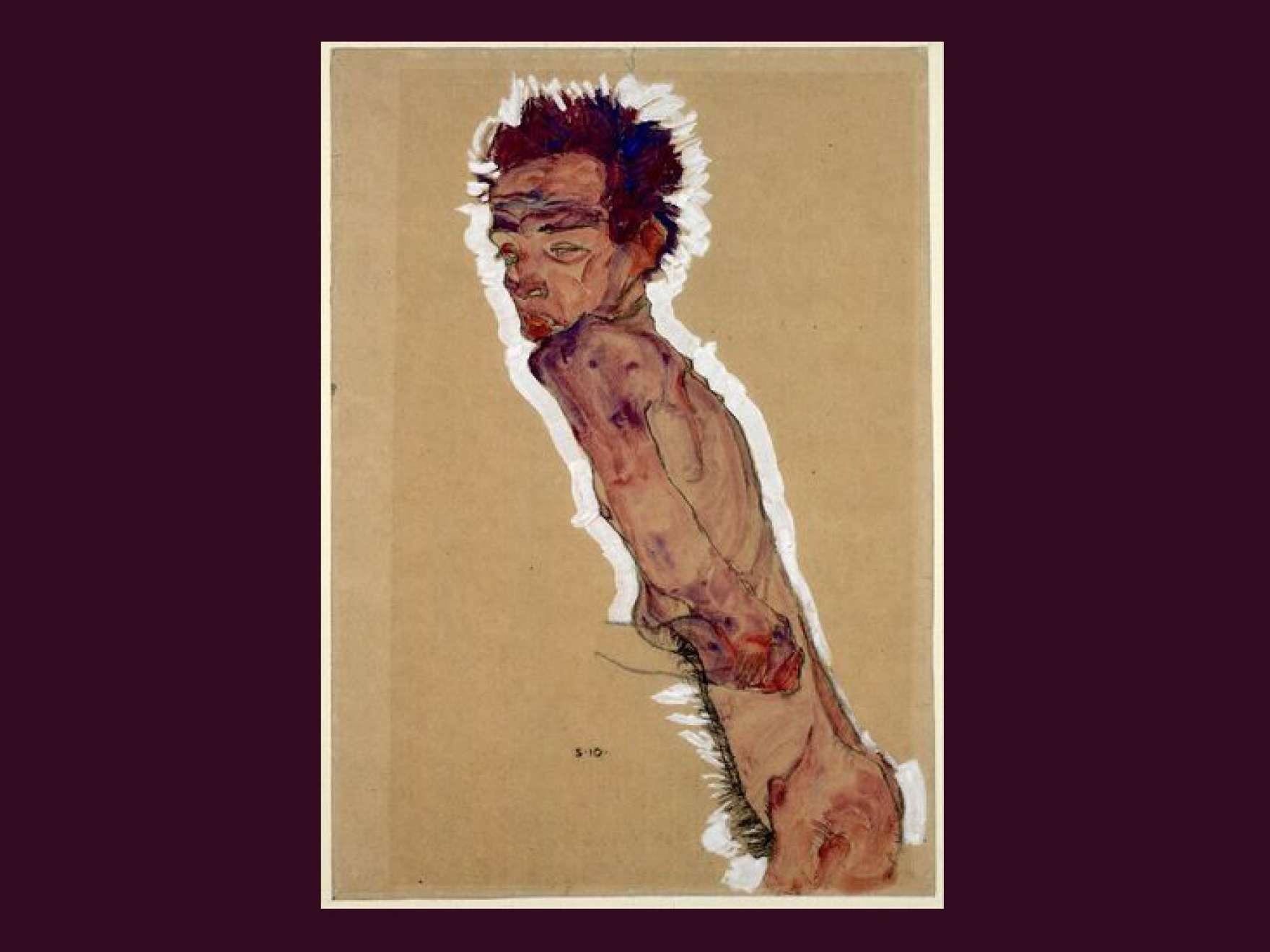 Klimt and Schiele Drawn