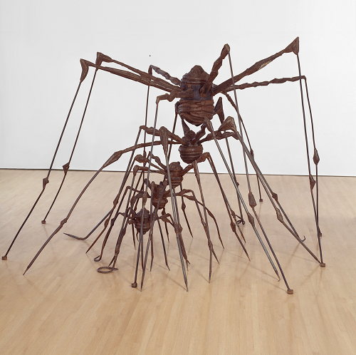 Louise Bourgeois Spiders