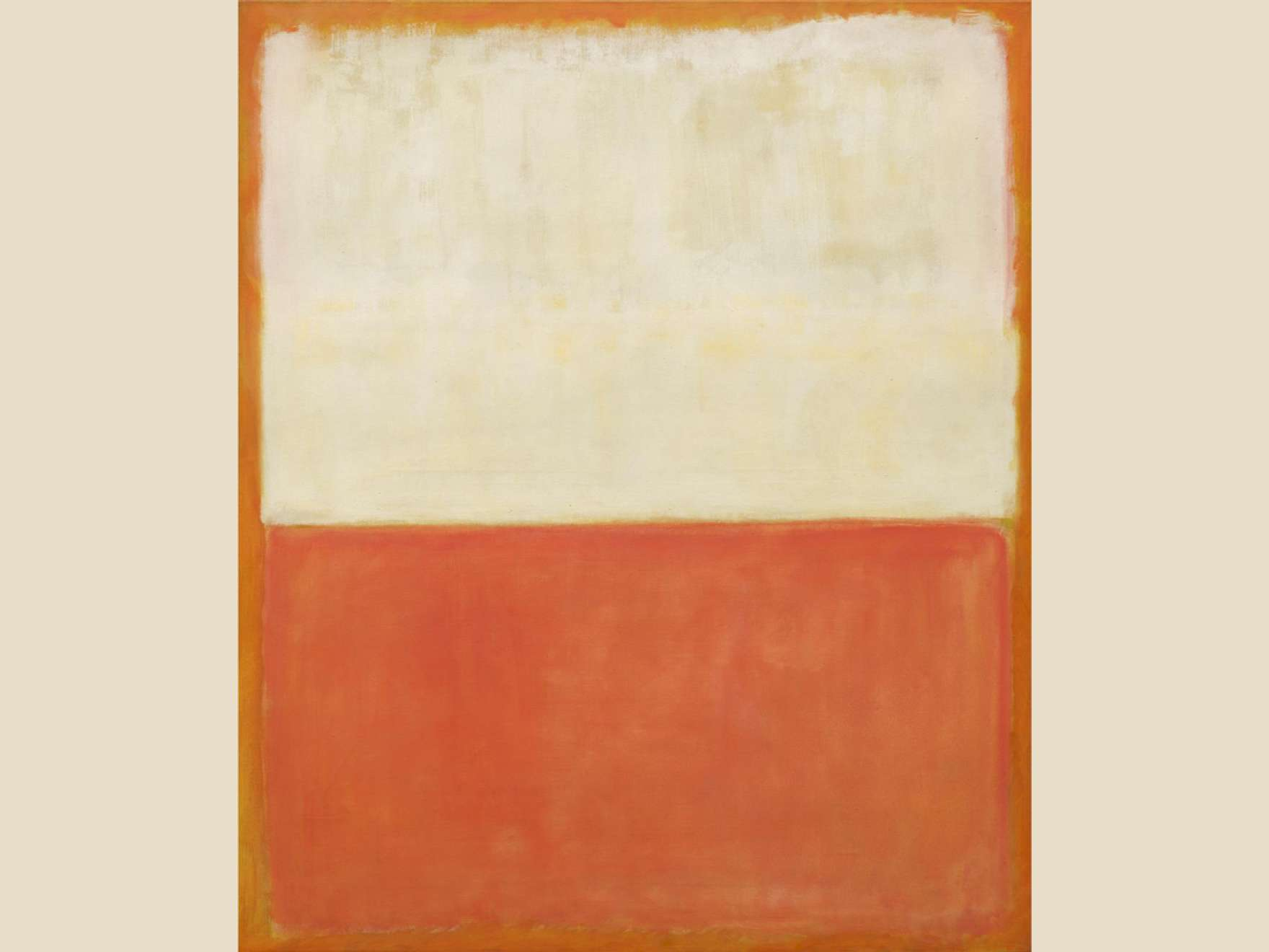 Mark Rothko Reflection