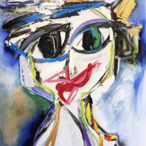 L-FISHER-Self-Portrait-In-Da-Club-84-x-60