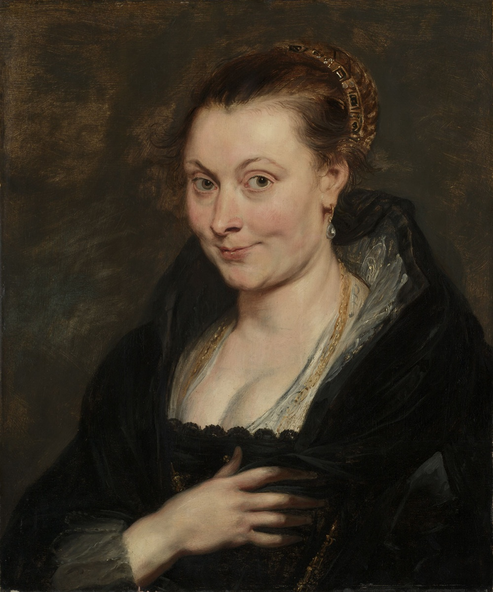 Cleveland_Rubens_Portrait-of-Isabella-Brant