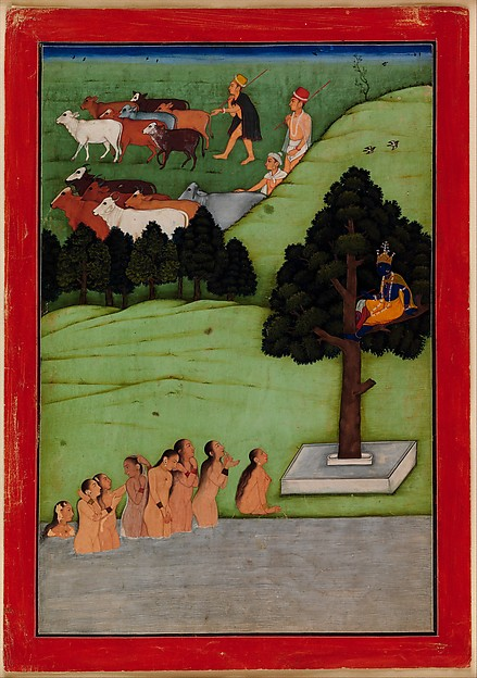 Seeing the Divine Pahari Painting of North India
