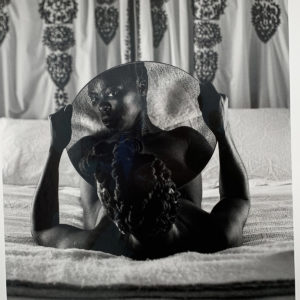 Photographs by Zanele Muholi in the Giardini