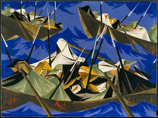 Jacob Lawrence The American Struggle