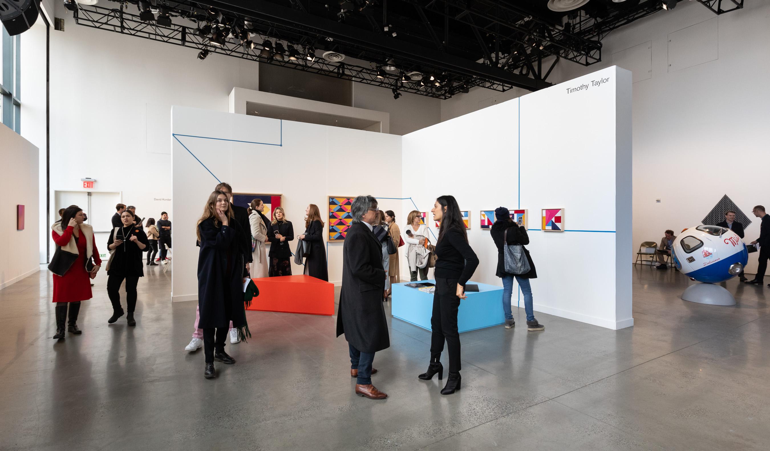 Independent art fair, 2019